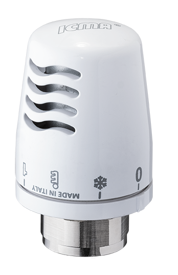 Testa termostatica per radiatori