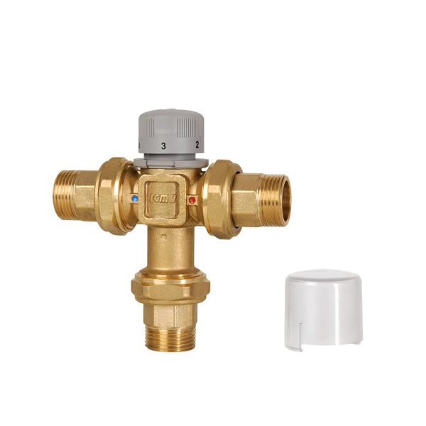 Thermostatic mixer valve