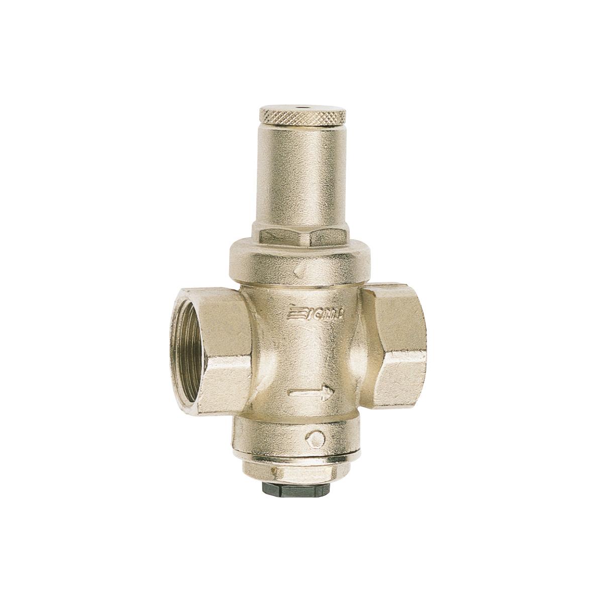 Riduttore di pressione con presa per manometro