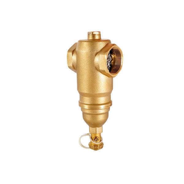 Defangatore magnetico per impianti di riscaldamento e raffrescamento
