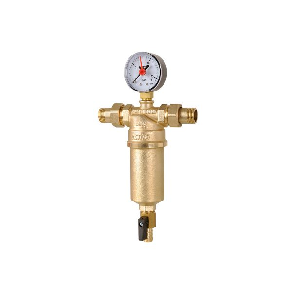 Filters and non return valves, gate valves, magnetic dirt separators, check and foot valves
