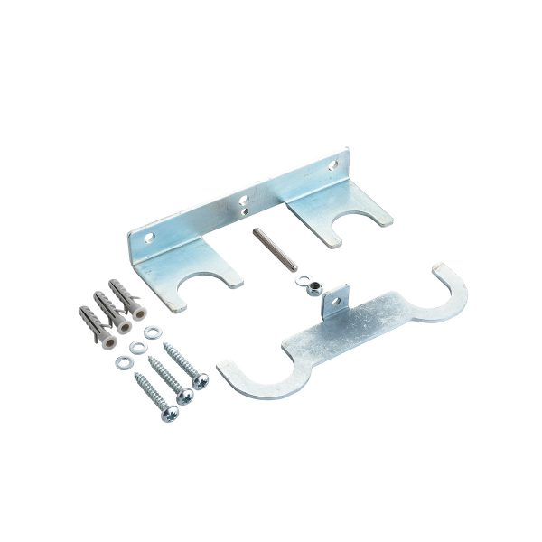 Wall mounting kit for circulation pump groups