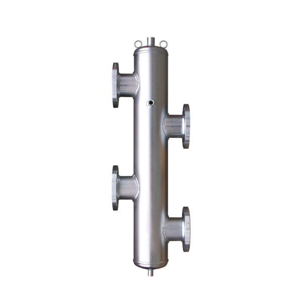 Compensatore idraulico per impianti di riscaldamento