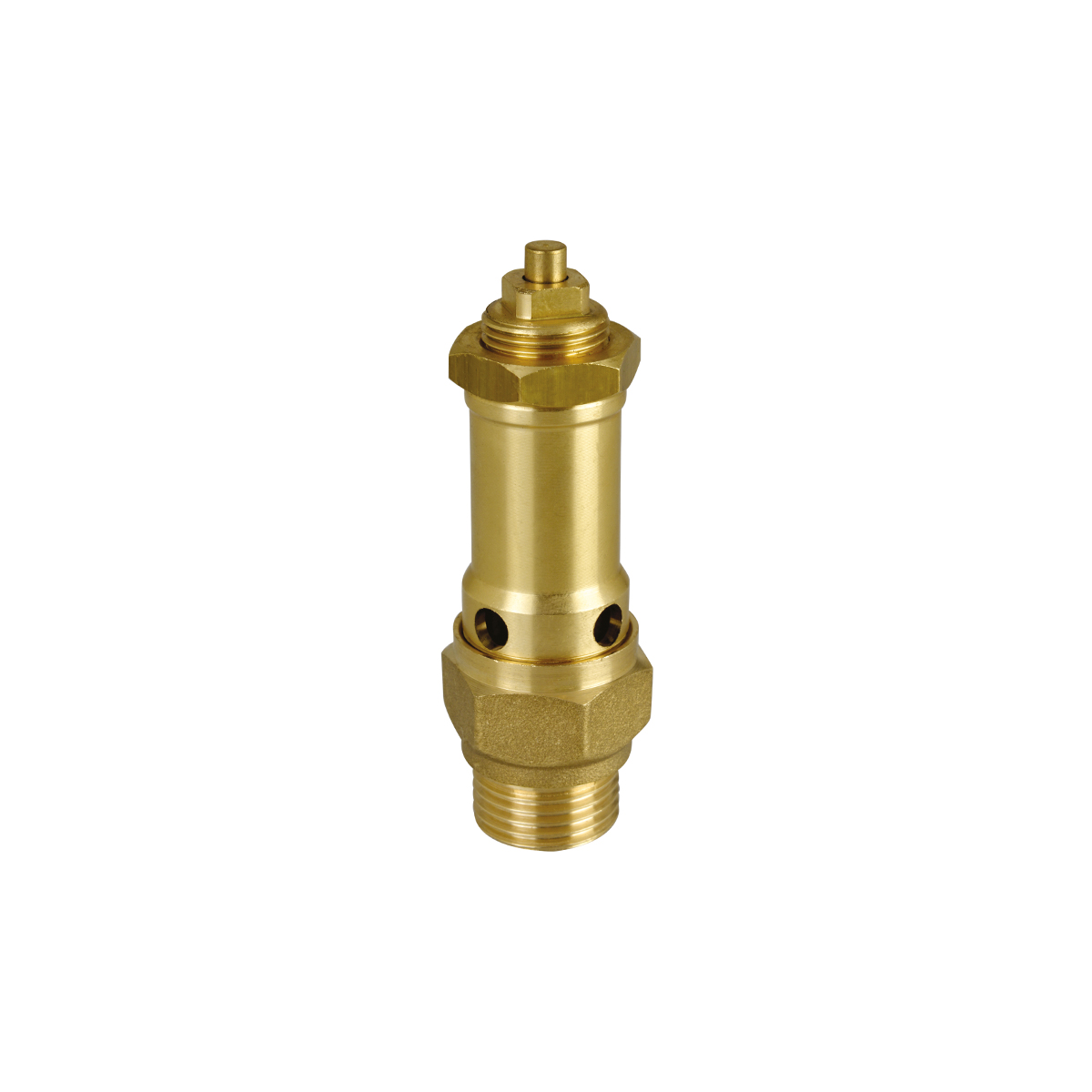 Free release safety valve