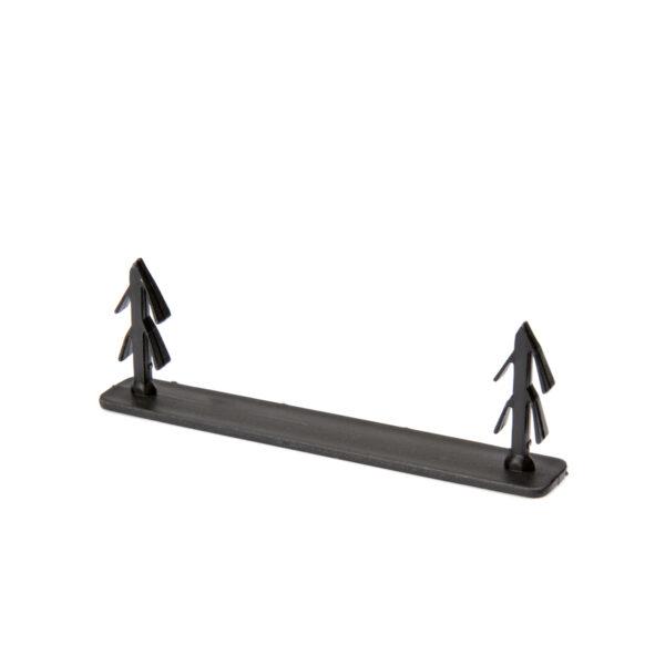 Clip di fissaggio per pannelli isolanti a pavimento