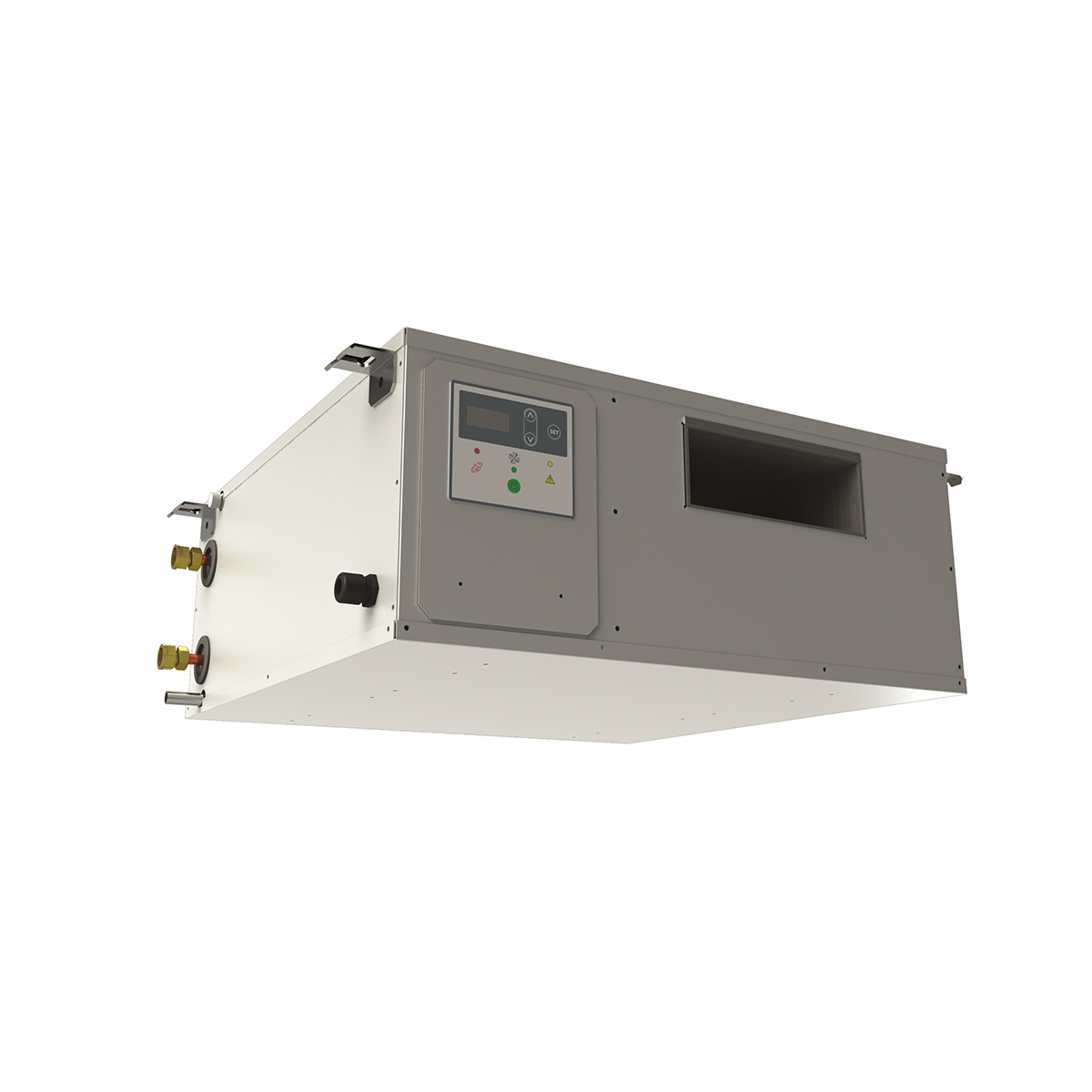 dehumidifiers for radiant air conditioning systems