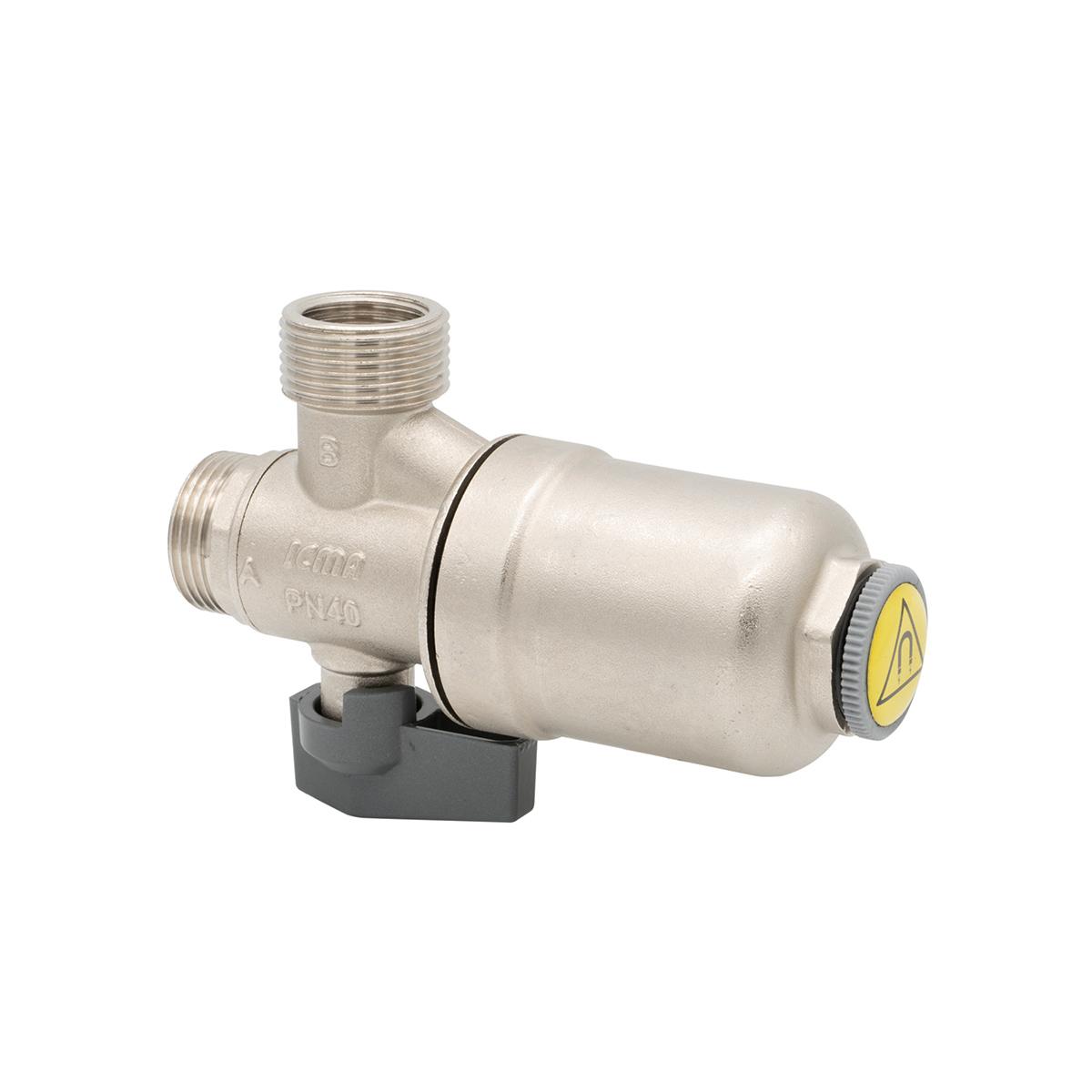 filtro defangatore magnetico sottocaldaia